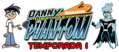 Danny Phantom: Temporada 01 720p