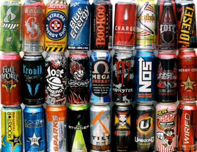 Sport Drinks List Sports Energy Drinks