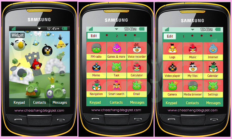 Samsung Themes