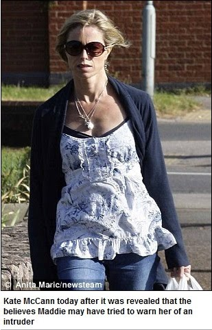 Kate McCann Slept Alone The Night Before Madeleine Vanished Because