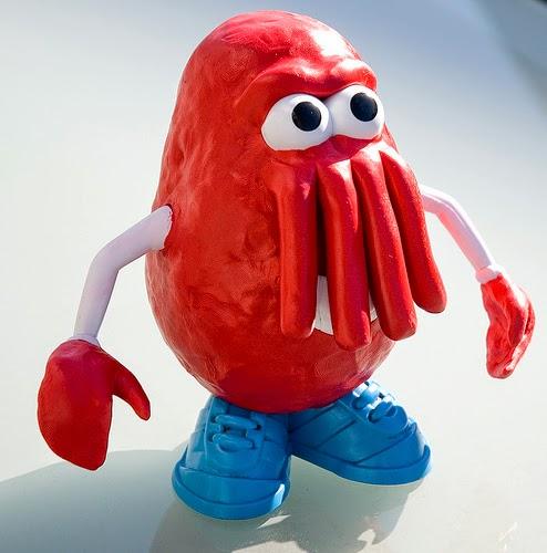 Mr. Potato versión Dr. Zoidberg