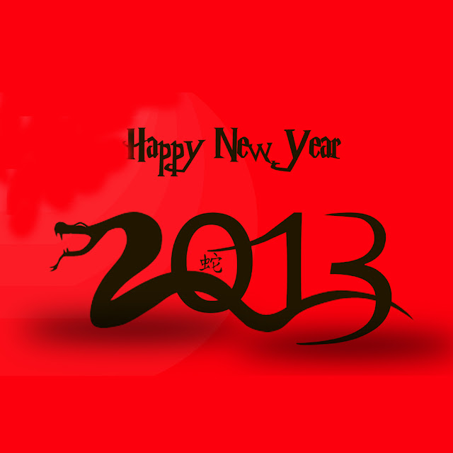 chinese snake year ipad wallpaper 07