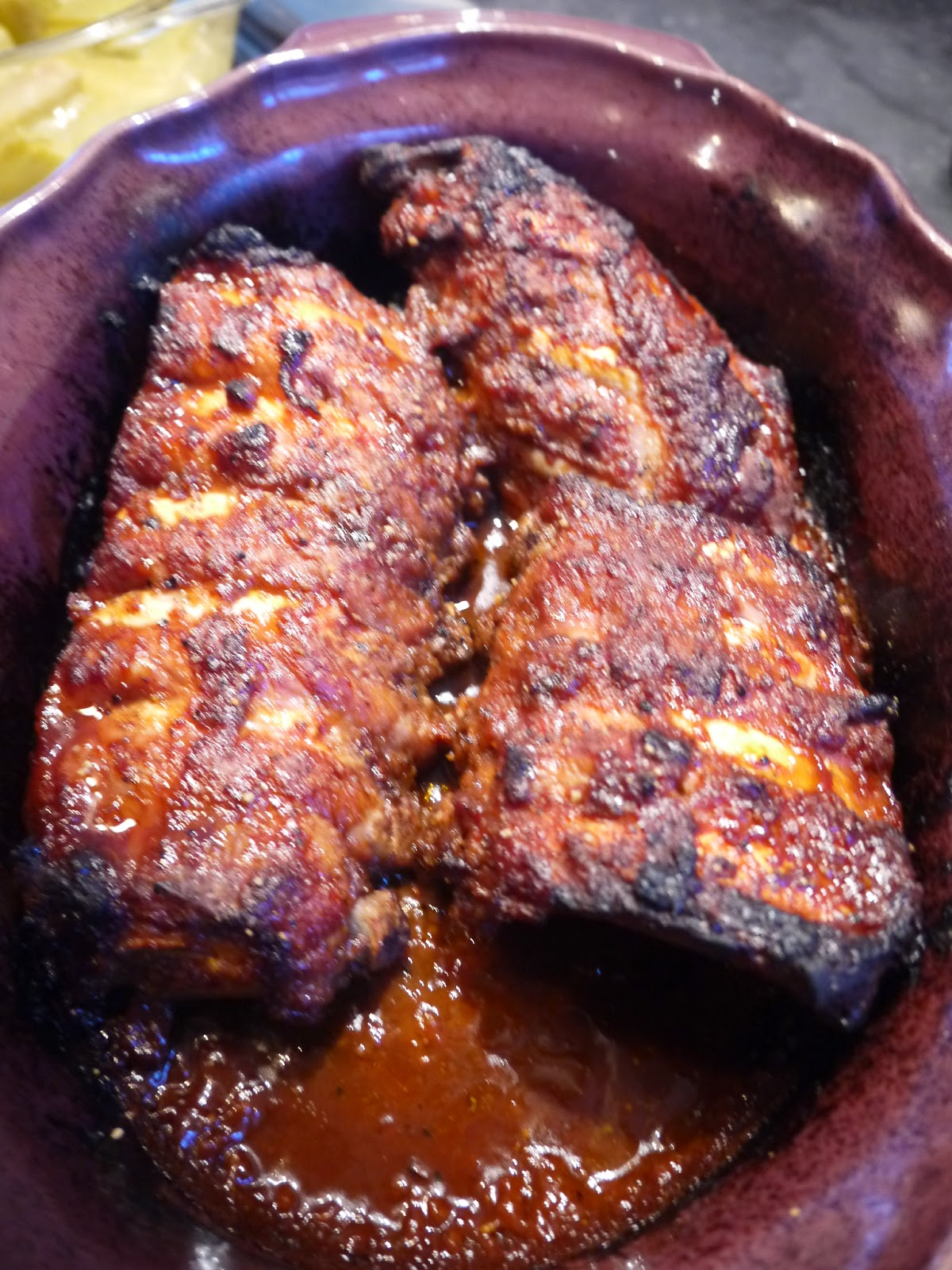 Stephi's Spareribs with an Asian twist by Appetit Voyage