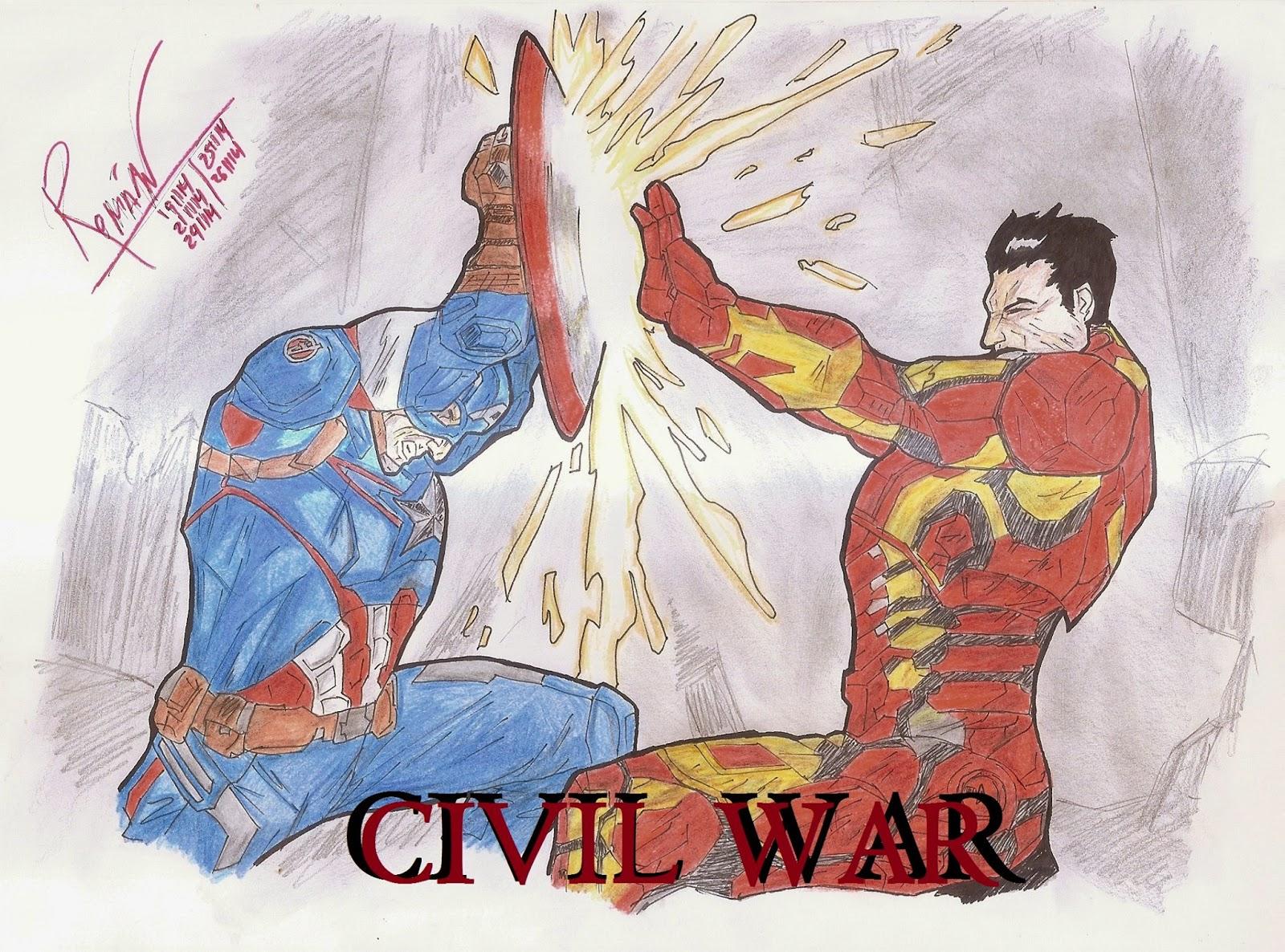 Civil War | Mr. Pencilmaniac