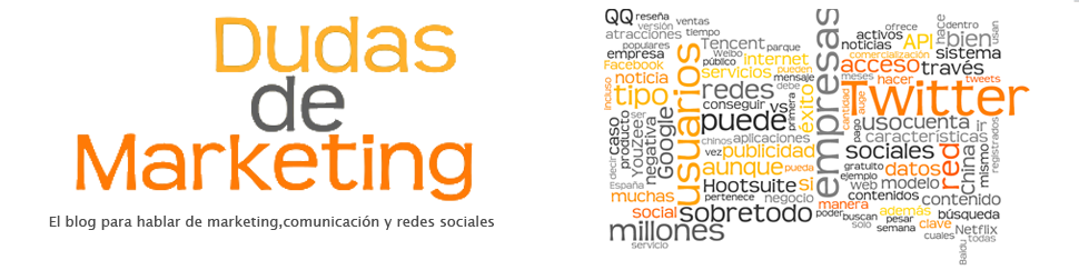 Dudas de marketing