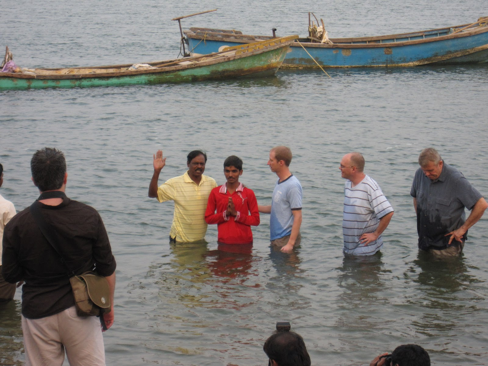 Image result for 600 people were baptised in Chennai photo