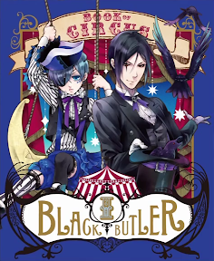 Sebastian Michaelis Ciel Phantomhive Kuroshitsuji: Book of Circus 43158916 00IF02