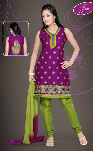 New Salwar Suites Design