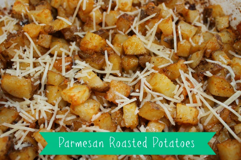 http://www.livelaughchicky.com/2013/04/11/parmesan-roasted-potatoes/