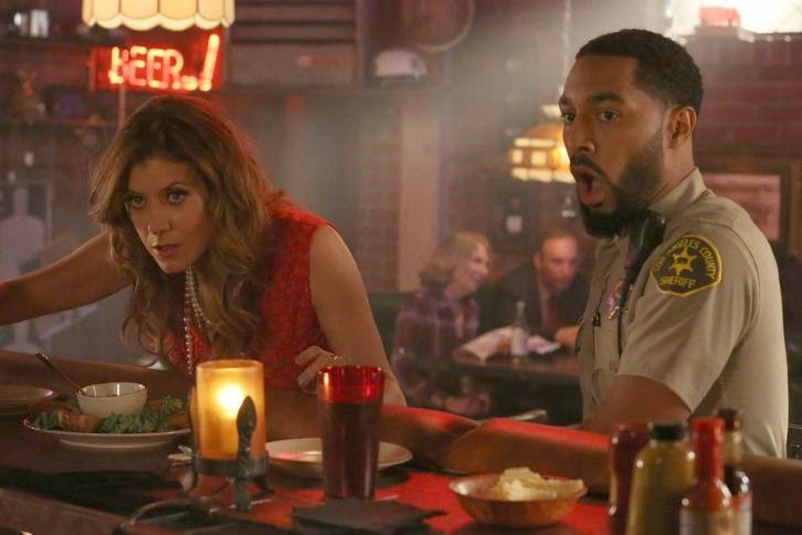 Bad Judge - Episode 1.04 - Knife to a Gunfight - Promotional Photos