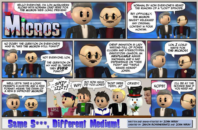 the micros web poker comics