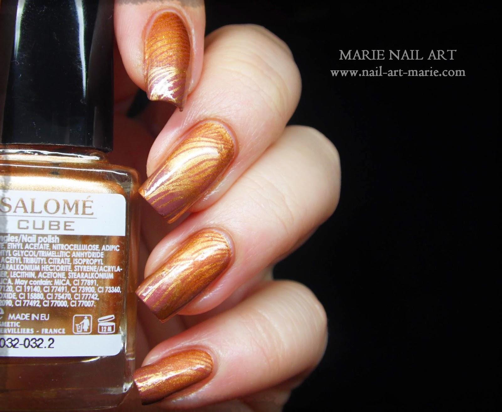 nail art double dégradé1