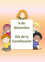 DÍA DE LA DE LA CONSTITUCIÓN ESPAÑOLA