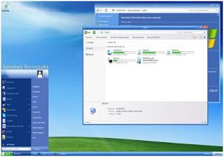 Cara Membuat Windows 8 / 8.1 Menyerupai Windows 7 Dan XP
