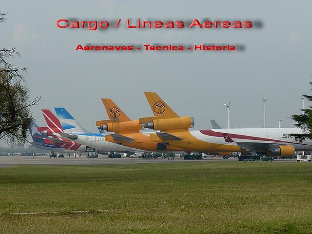 Cargo / Lineas Aereas