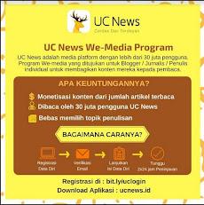 Dibuka!, Freelance Content Writer di UC News