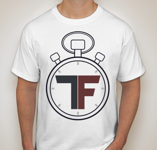 Buy a T-shirt, support Tempus Fugit!