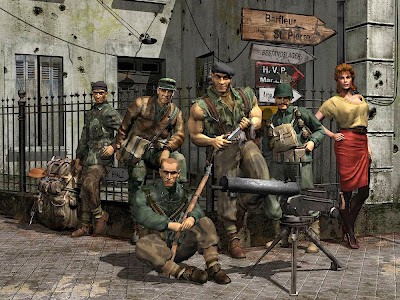 Download Commando Behind Enemy Lines Game