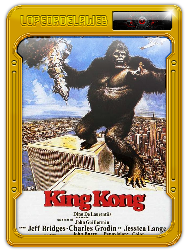 King Kong (1976) [BrRip-720p-Dual-Mega]