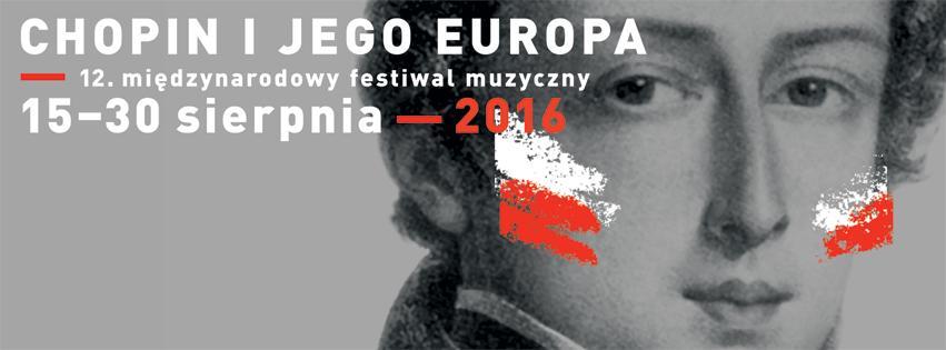 Chopin i Jego Europa 2016