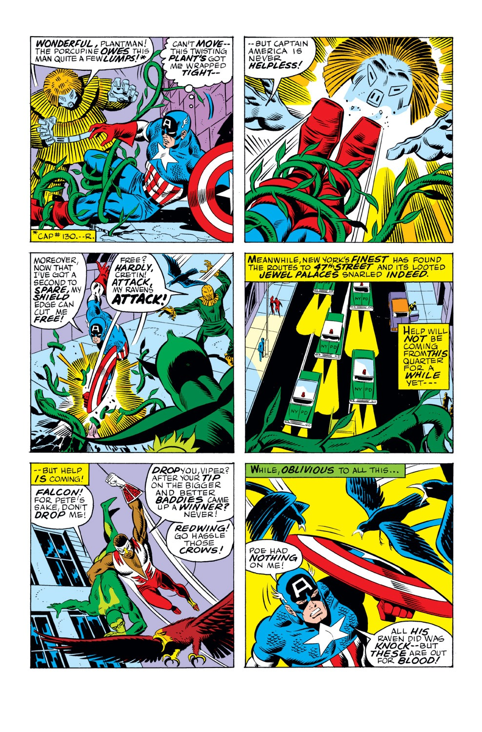 Captain America (1968) Issue #159 #73 - English 8