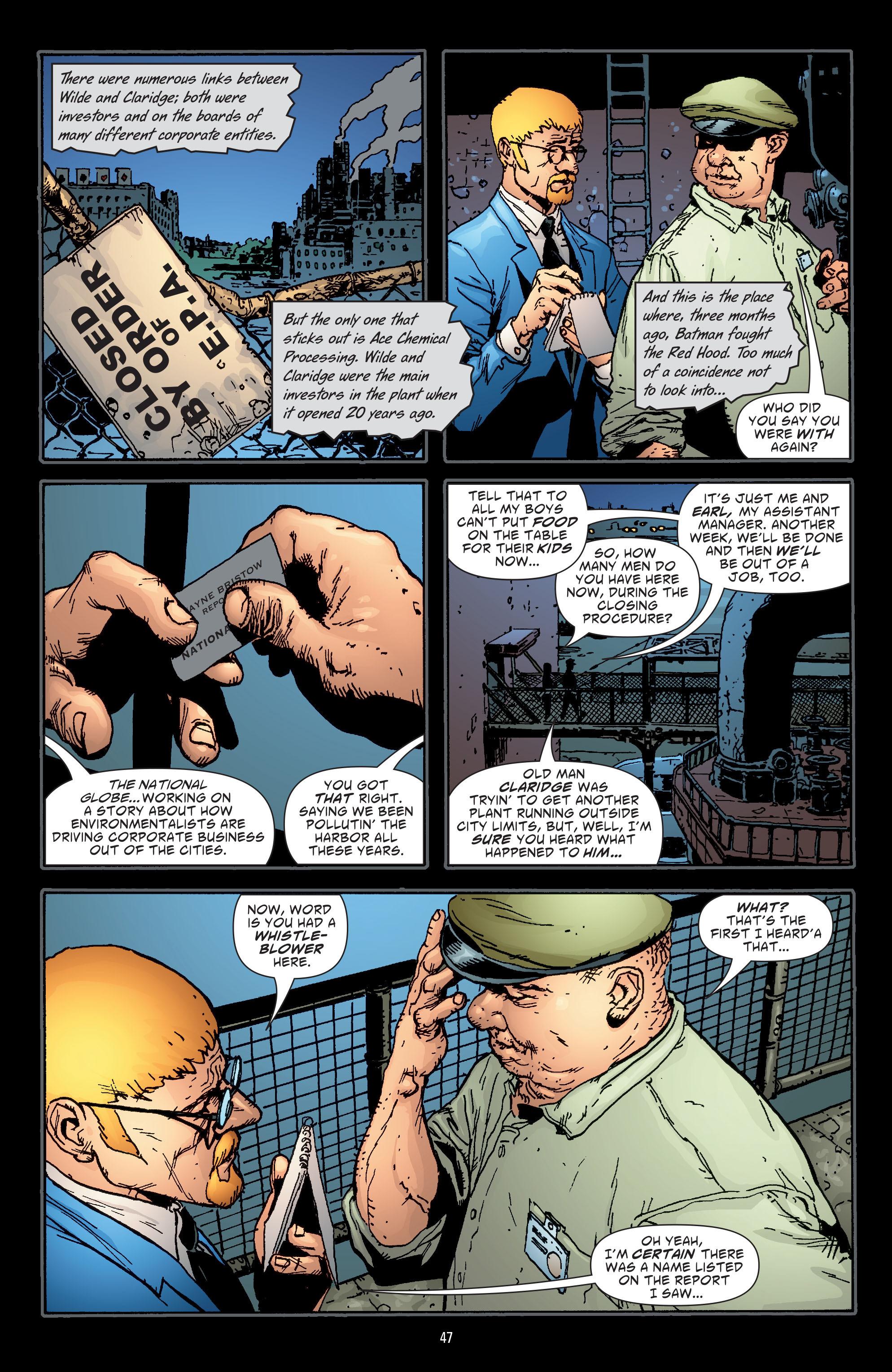Batman: The Man Who Laughs chap 1 pic 48