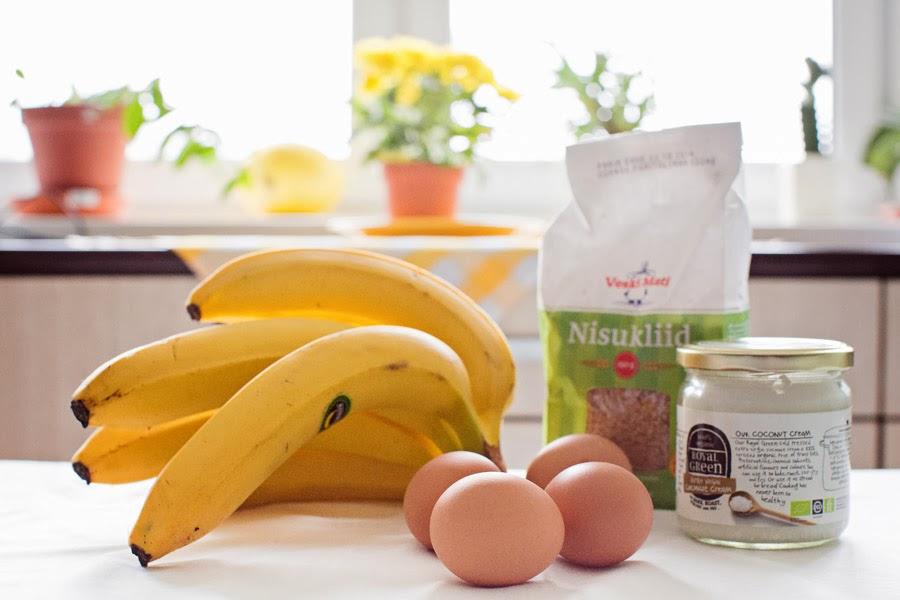 banaanipannkoogid-koostisosad