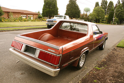 1981 Ford Durango pickup.