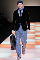 Giorgio Armani Men's Fall/Winter 2012/13