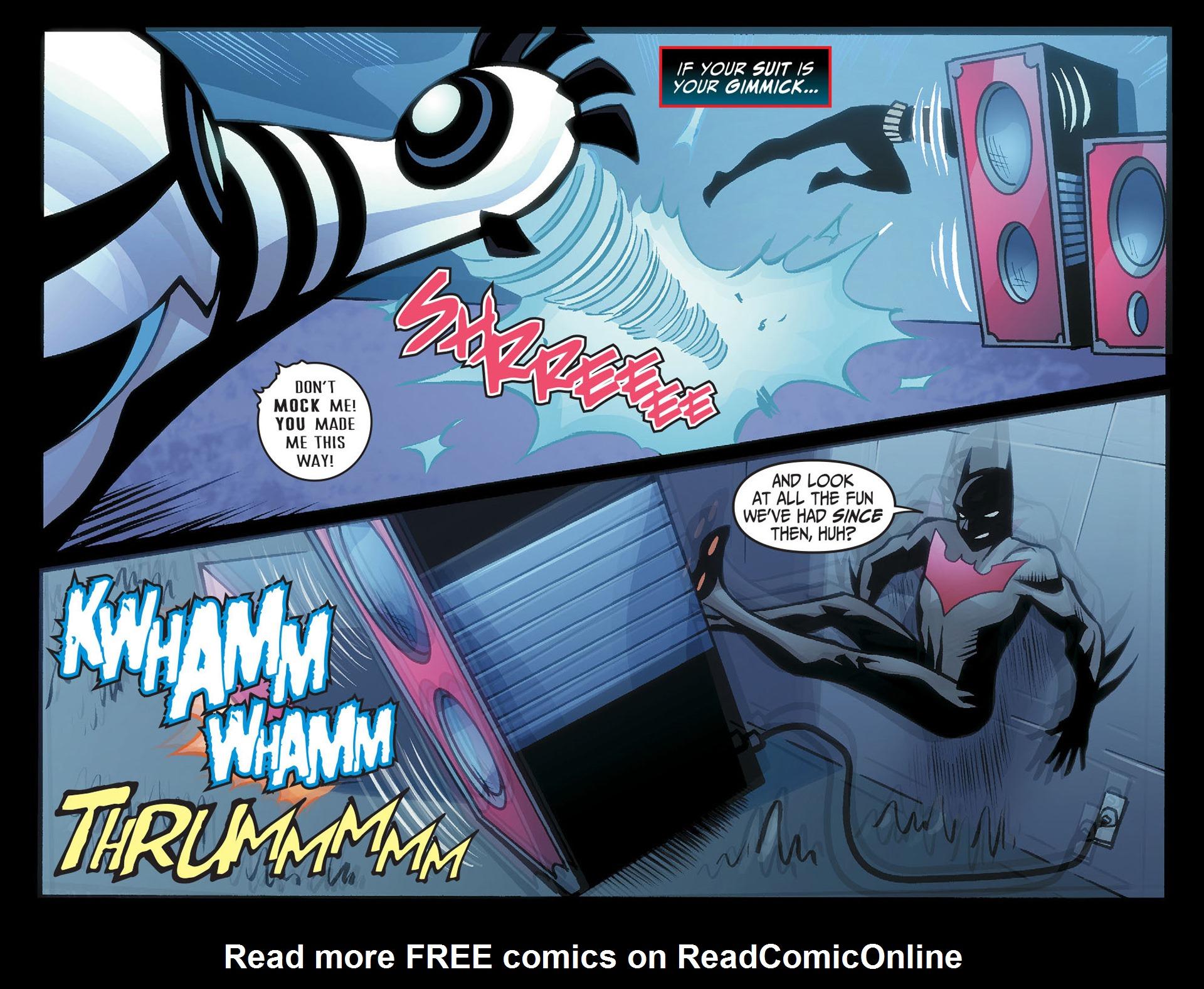 Batman Beyond (2012) Issue #22 #22 - English 13