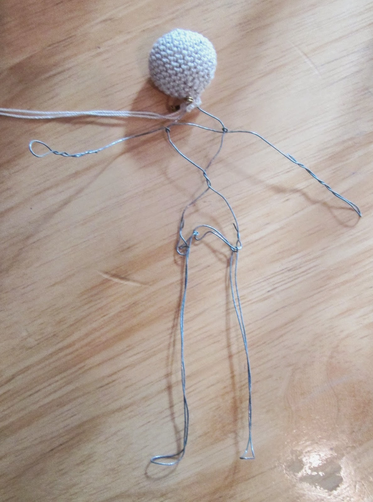 Amigurumi Wire Skeleton : Dream Design: My Entry for the Newport Beach Art ...