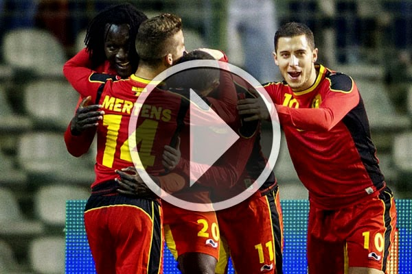 Bélgica vs Argelia En Vivo