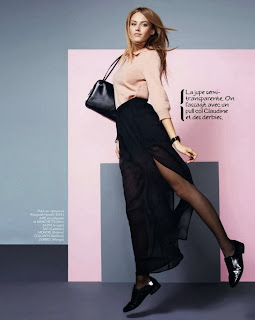 Henriette Pawlowski, Helen Marie France Magazine Photoshoot February 2014 HQ Pictures
