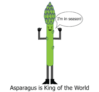 Asparagus is King of the World