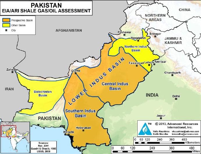 pakistans vast shale oil gas reserves updates discussions