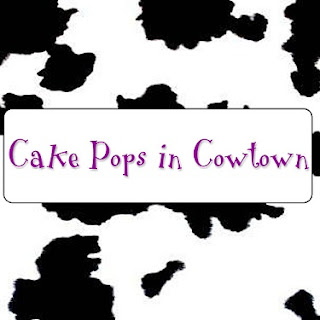 Cake Pops in Cowtown