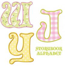 Storybook Applique