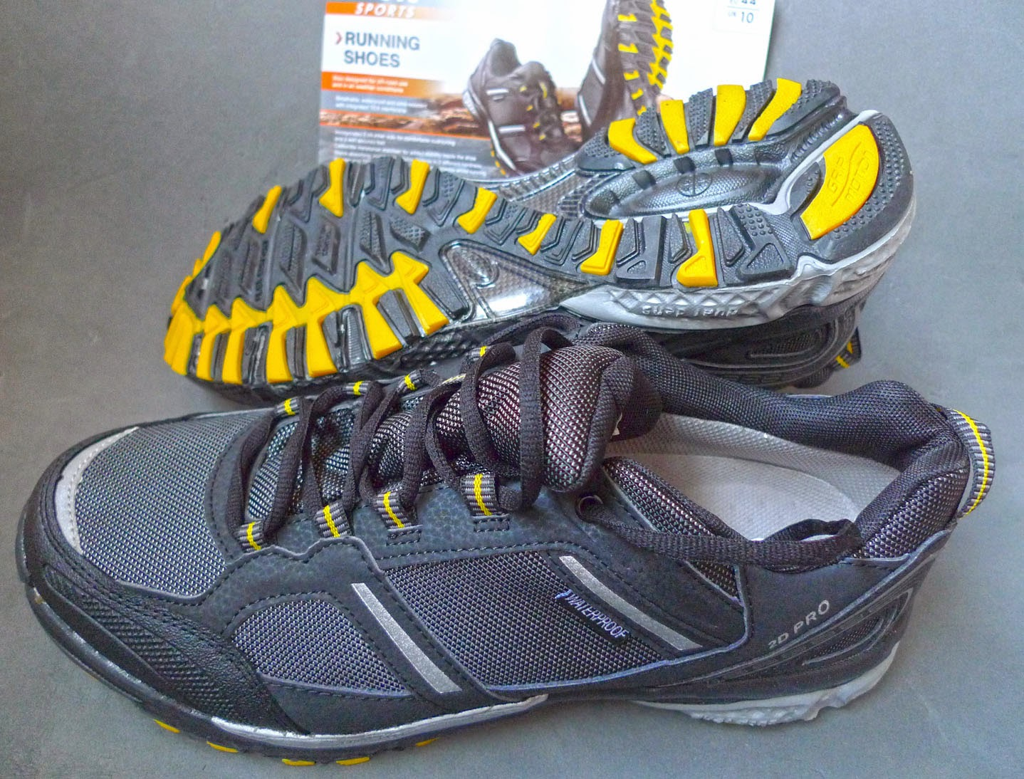 off Test PRO 2D Crivit road shoes running trailplodder wXIdvxnqq