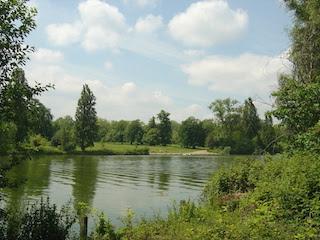 Long Water in Hyde Park