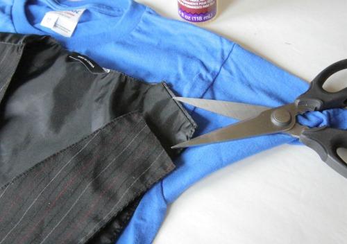 DIY Vest T-shirt