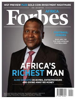 Aliko Dangote - Africa's Richest Man