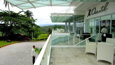 Oriental Hotel in Legazpi City, Albay