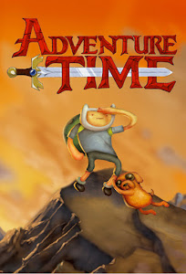 Adventure Time Poster