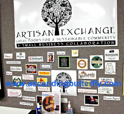 The Artisan Exchange, Indoor Farmers Market, BrandyWine Valley, #BVFoodie