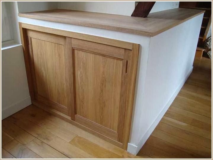 Porte de meubles de cuisine meuble de cuisine bas stecia for Porte element de cuisine
