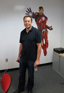 Fin de 2015: Elon Musk y Tesla, y después todos los otros y todo lo demás