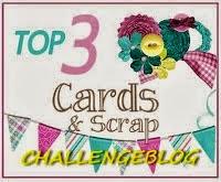 Top 3 gehaald uitdaging #186