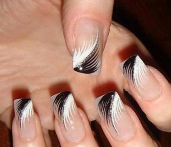 nails art style 2013 for women women fas. Black Bedroom Furniture Sets. Home Design Ideas