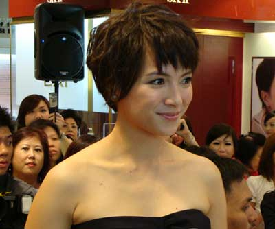 Malaysian Celebrity Singer Angelica Lee-06