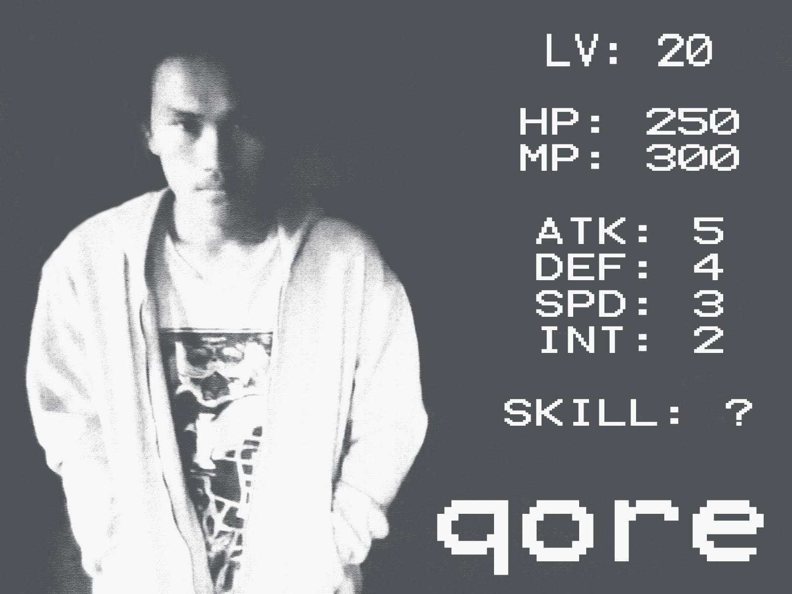 Qori Menulis Blog Ilustrasi Hidup Dalam Video Game